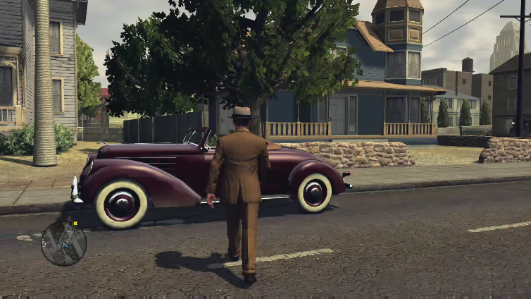 dshaw88 playing L.A. Noire