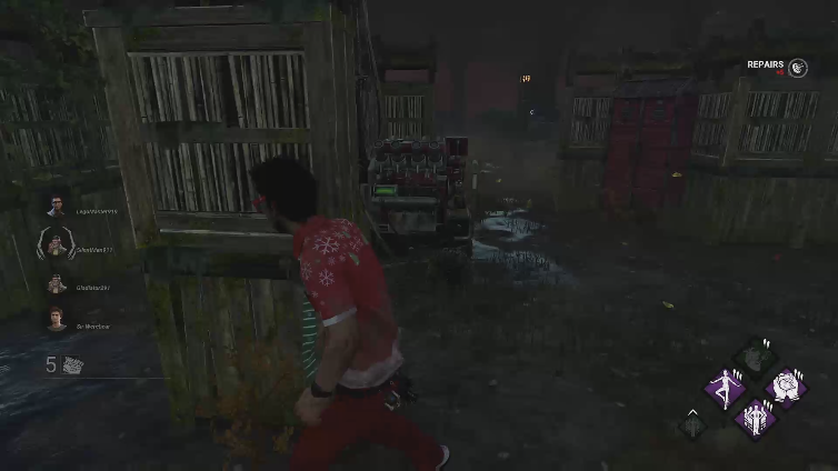LegoMaster919 playing Dead by Daylight