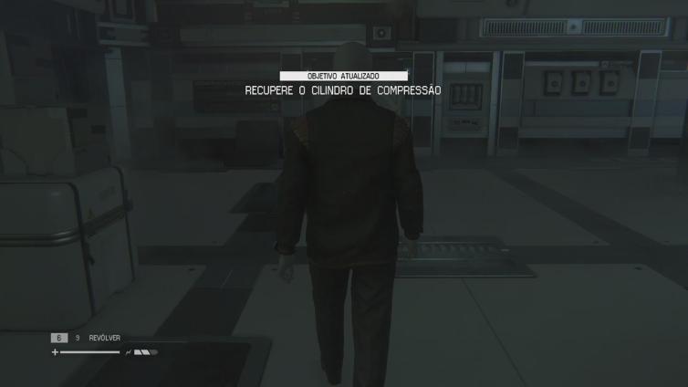 NemoLeno playing Alien: Isolation
