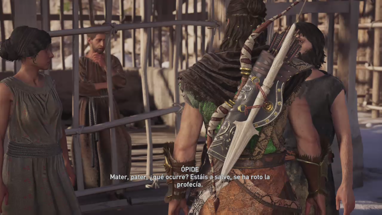 BioMoska playing Assassin's Creed Odyssey