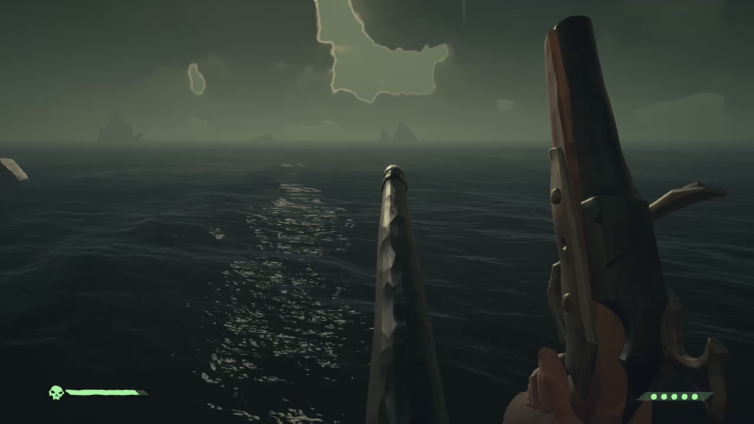 ScorchPSO playing Sea of Thieves